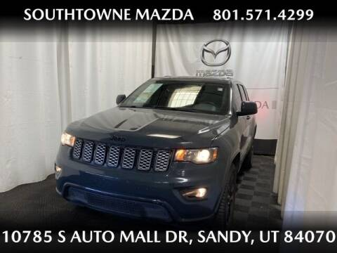 2018 Jeep Grand Cherokee for sale at Southtowne Mazda of Sandy in Sandy UT