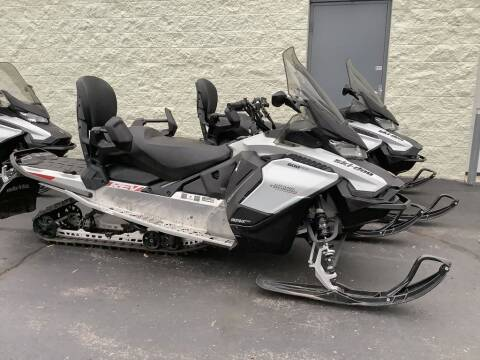 2020 Ski-Doo Grand Touring Sport Rotax&#174 for sale at Road Track and Trail in Big Bend WI