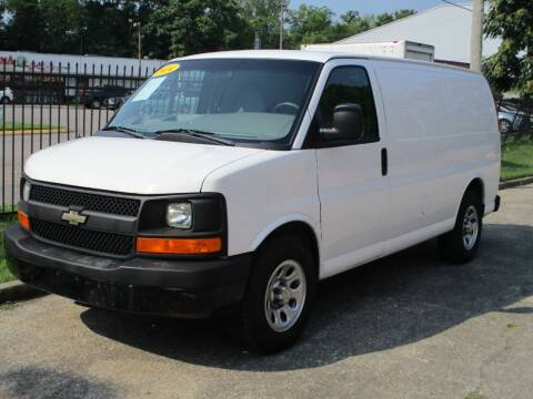 2014 Chevrolet Express Cargo for sale at A & A IMPORTS OF TN in Madison TN