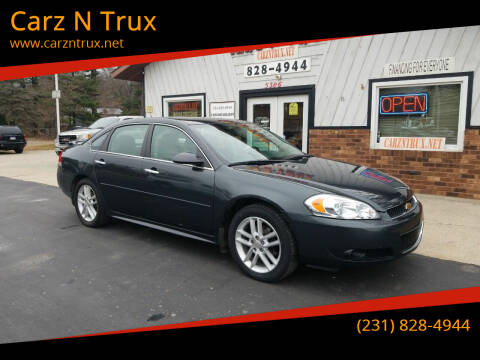 2015 Chevrolet Impala Limited for sale at Carz N Trux in Twin Lake MI