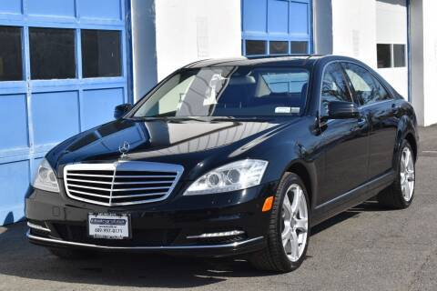 2013 Mercedes-Benz S-Class for sale at IdealCarsUSA.com in East Windsor NJ