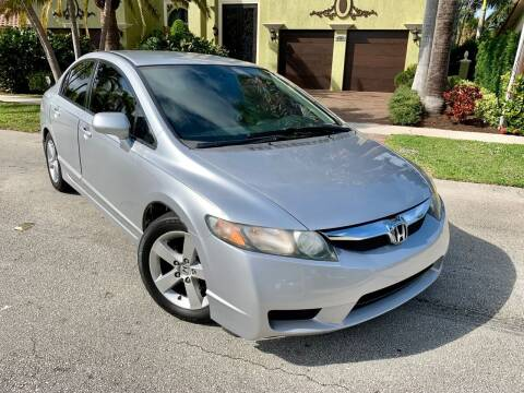 2010 Honda Civic for sale at Citywide Auto Group LLC in Pompano Beach FL