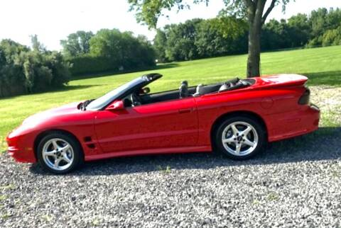 1999 Pontiac Firebird for sale at Suncoast Sports Cars and Exotics in West Palm Beach FL