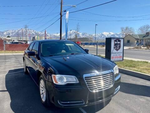 2012 Chrysler 300 for sale at The Car-Mart in Murray UT