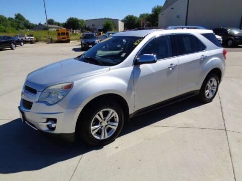 2012 Chevrolet Equinox for sale at De Anda Auto Sales in Storm Lake IA