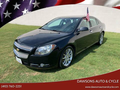 2011 Chevrolet Malibu for sale at Dawsons Auto & Cycle in Glen Burnie MD