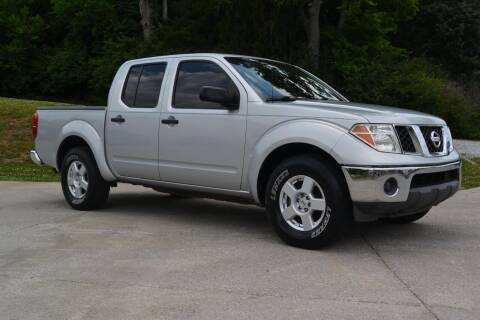 2007 Nissan Frontier for sale at Direct Auto Sales in Franklin TN