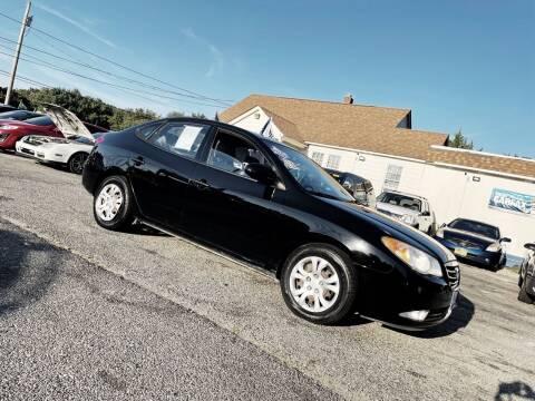 2010 Hyundai Elantra for sale at New Wave Auto of Vineland in Vineland NJ