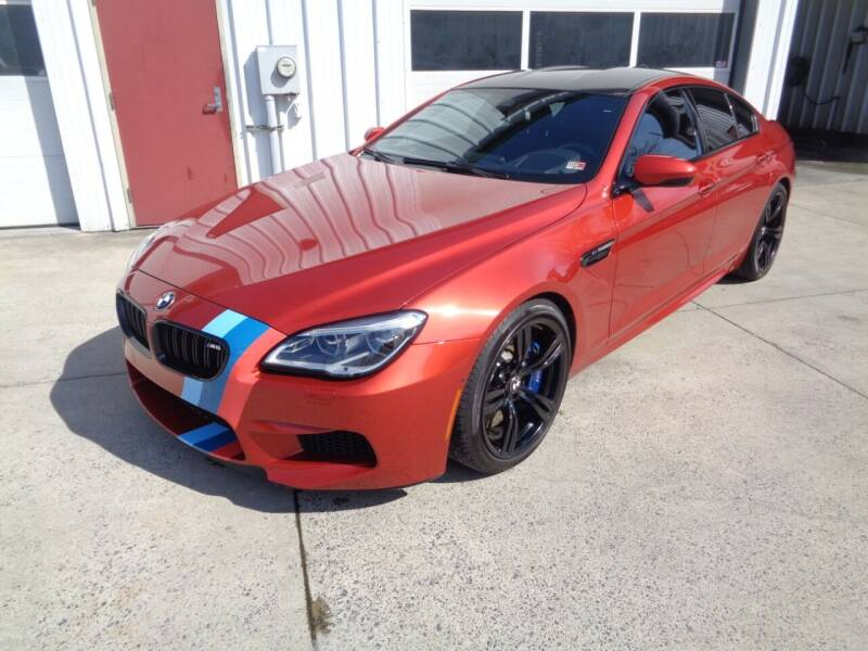 2016 BMW M6 for sale at Lewin Yount Auto Sales in Winchester VA
