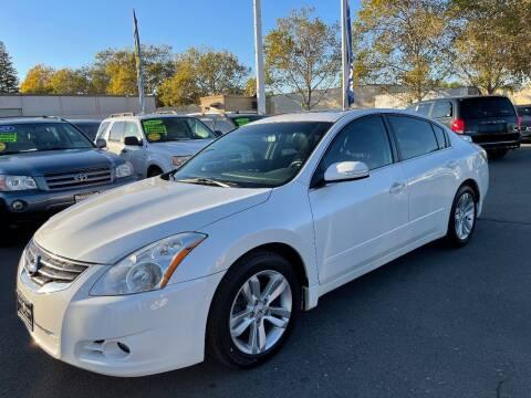 2011 Nissan Altima for sale at Black Diamond Auto Sales Inc. in Rancho Cordova CA
