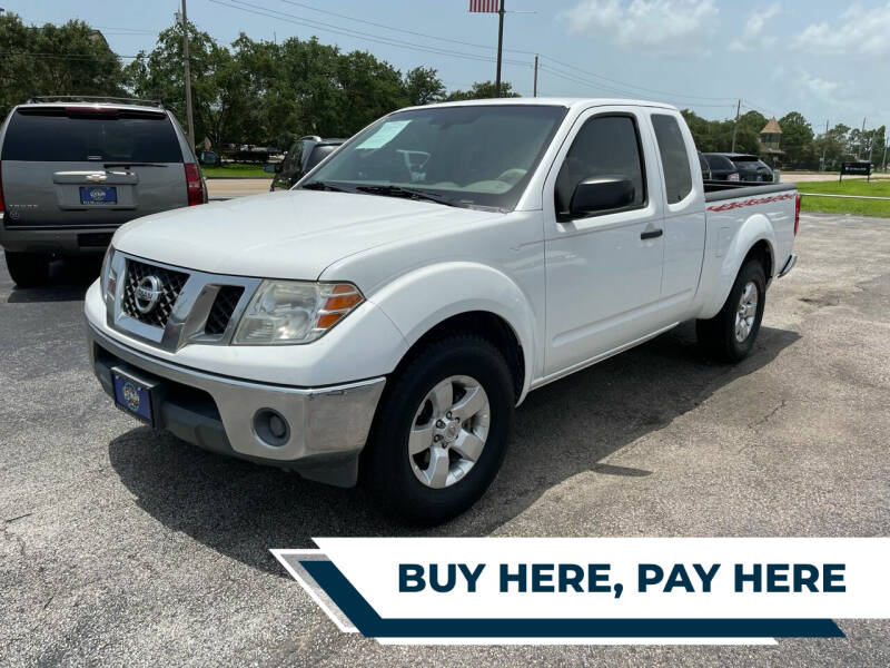 2010 Nissan Frontier for sale at H3 MOTORS in Dickinson TX