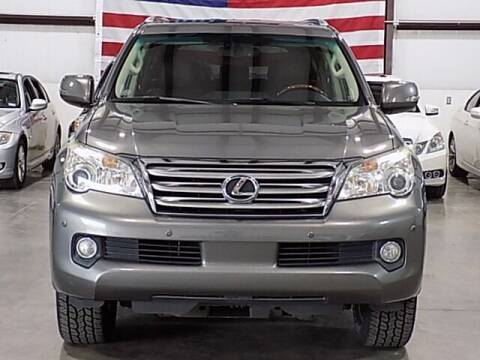 2011 Lexus GX 460 for sale at Texas Motor Sport in Houston TX