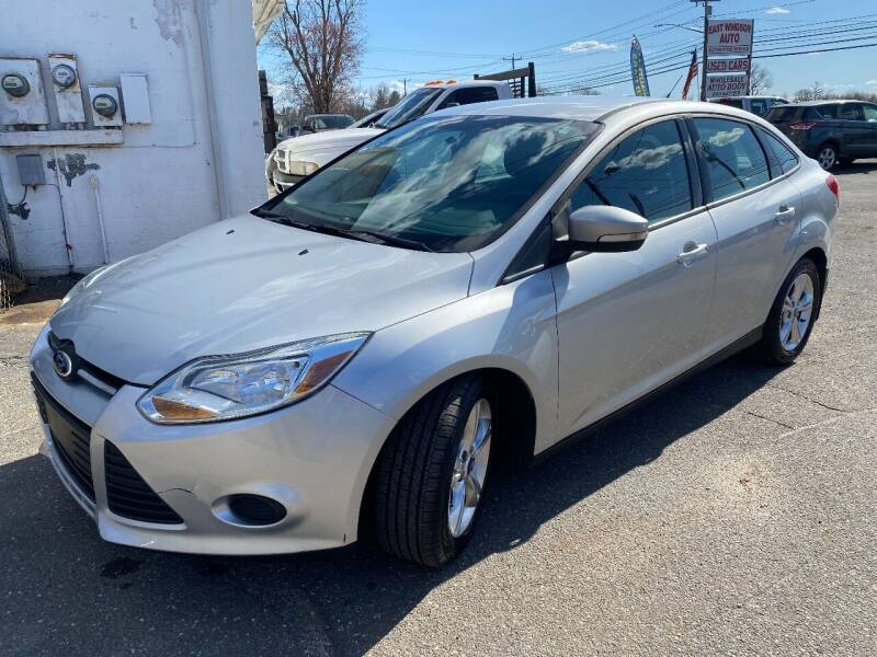 2013 Ford Focus for sale at East Windsor Auto in East Windsor CT
