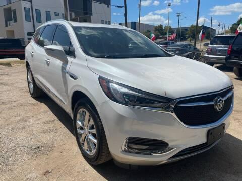 2019 Buick Enclave for sale at LLANOS AUTO SALES LLC - JEFFERSON in Dallas TX
