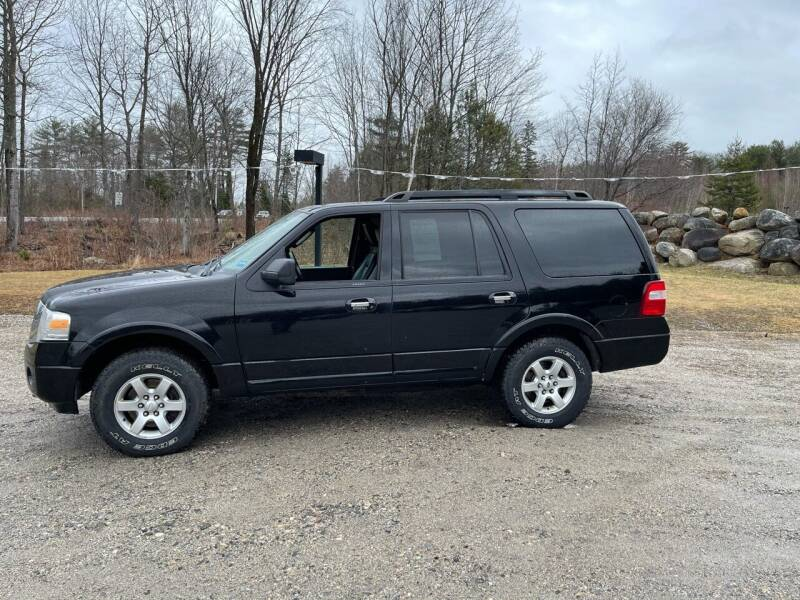 2009 Ford Expedition for sale at Hart's Classics Inc in Oxford ME