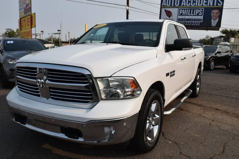 2014 RAM Ram Pickup 1500 for sale at 1st Class Motors in Phoenix AZ