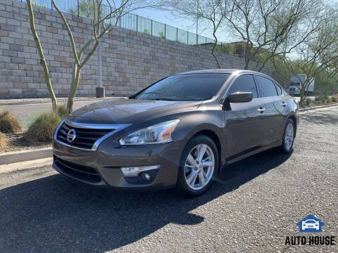 2015 Nissan Altima for sale at AUTO HOUSE TEMPE in Tempe AZ