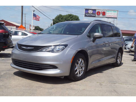 2020 Chrysler Voyager for sale at Watson Auto Group in Fort Worth TX