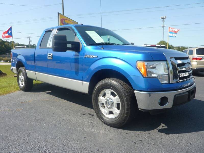 2011 Ford F-150 for sale at Roswell Auto Imports in Austell GA