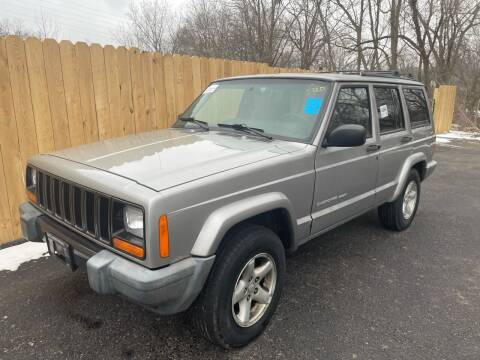 2000 Jeep Cherokee for sale at Trocci's Auto Sales in West Pittsburg PA