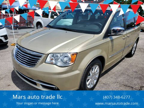 2011 Chrysler Town and Country for sale at Mars auto trade llc in Kissimmee FL