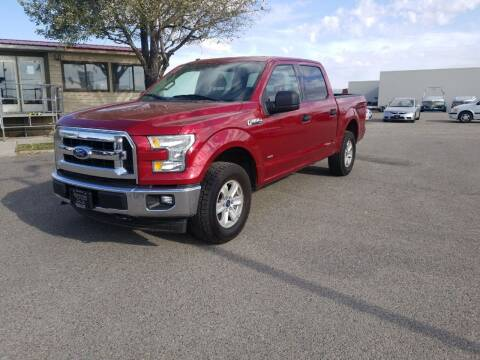 2017 Ford F-150 for sale at Revolution Auto Group in Idaho Falls ID