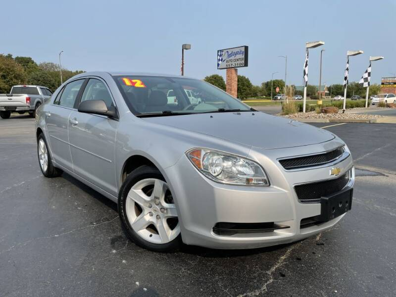 2012 Chevrolet Malibu for sale at Integrity Auto Center in Paola KS