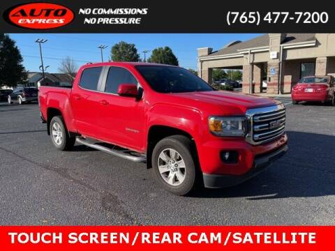 2015 GMC Canyon for sale at Auto Express in Lafayette IN