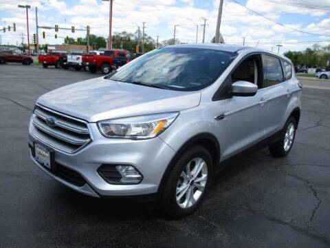 2017 Ford Escape for sale at Windsor Auto Sales in Loves Park IL