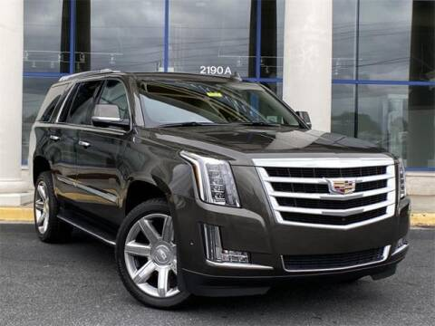 2020 Cadillac Escalade for sale at Capital Cadillac of Atlanta New Cars in Smyrna GA