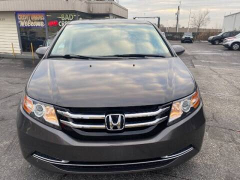 2014 Honda Odyssey for sale at A&R Motors in Baltimore MD