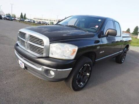 2008 Dodge Ram Pickup 1500 for sale at Karmart in Burlington WA