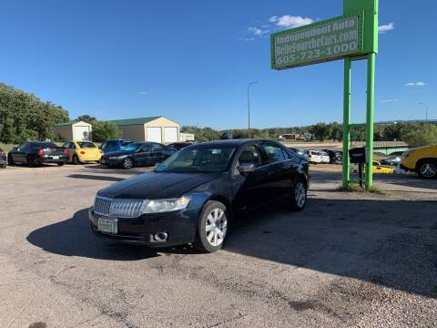 2008 Lincoln MKZ for sale at Independent Auto in Belle Fourche SD