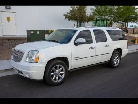 2009 GMC Yukon XL for sale at REVEURO in Las Vegas NV
