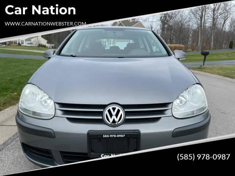 2009 Volkswagen Rabbit for sale at Car Nation in Webster NY