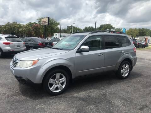 2010 Subaru Forester for sale at BWK of Columbia in Columbia SC