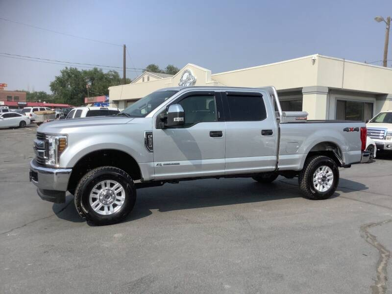 2019 Ford F-250 Super Duty for sale at Beutler Auto Sales in Clearfield UT