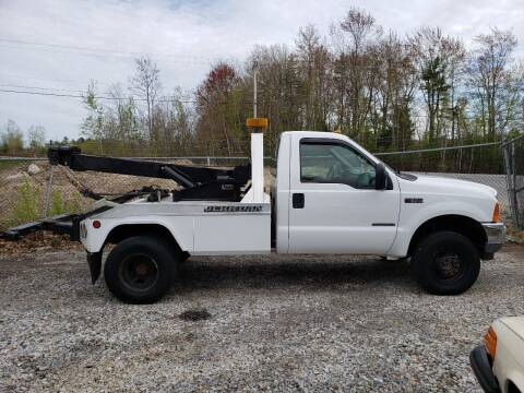 2001 Ford F-350 Super Duty for sale at GRS Auto Sales and GRS Recovery in Hampstead NH