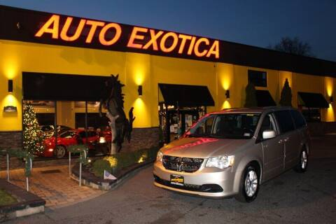 2013 Dodge Grand Caravan for sale at Auto Exotica in Red Bank NJ