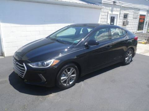 2018 Hyundai Elantra for sale at VICTORY AUTO in Lewistown PA