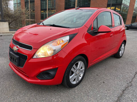 2014 Chevrolet Spark for sale at Auto Wholesalers Of Rockville in Rockville MD