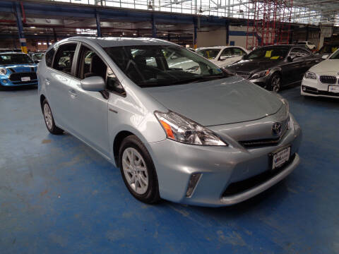 2012 Toyota Prius v for sale at VML Motors LLC in Teterboro NJ