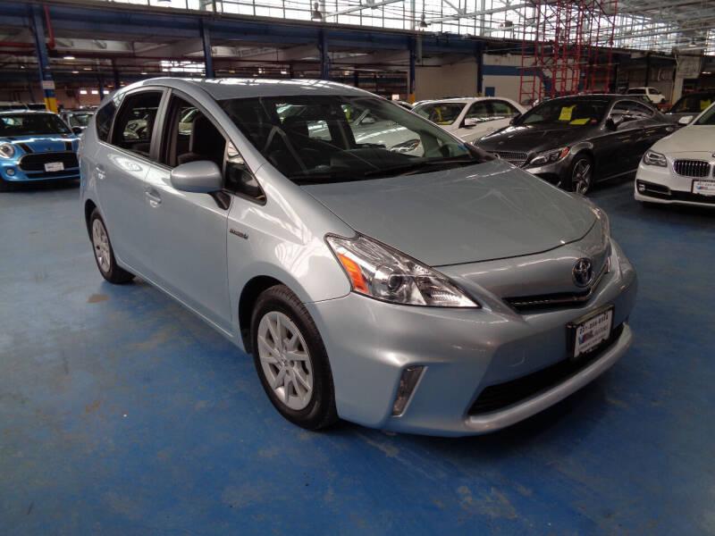 2012 Toyota Prius v for sale at VML Motors LLC in Teterboro NJ