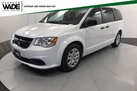 2019 Dodge Grand Caravan for sale at Stephen Wade Pre-Owned Supercenter in Saint George UT