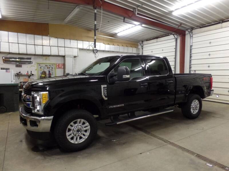 2017 Ford F-250 Super Duty for sale at Liberty Motors Ltd. in West Liberty OH
