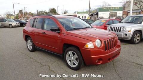 2008 Jeep Compass for sale at RVA MOTORS in Richmond VA
