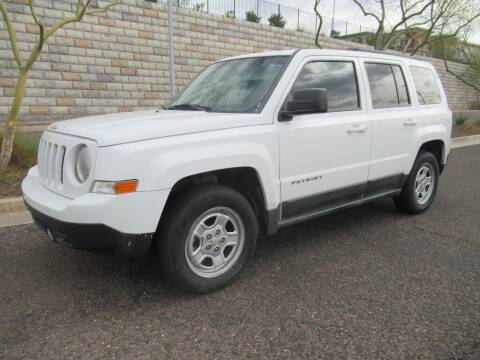 2011 Jeep Patriot for sale at AUTO HOUSE TEMPE in Tempe AZ
