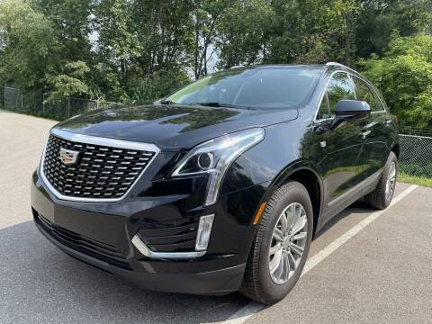 2017 Cadillac XT5 for sale at Ace Auto in Jordan MN
