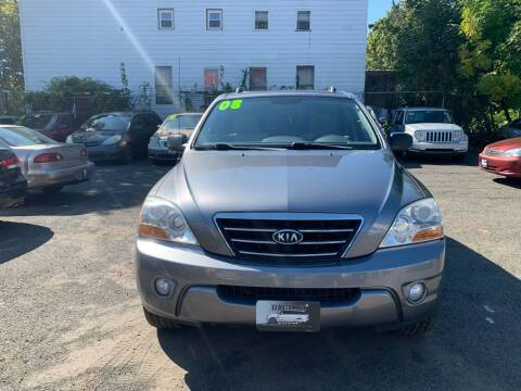 2008 Kia Sorento for sale at 77 Auto Mall in Newark NJ