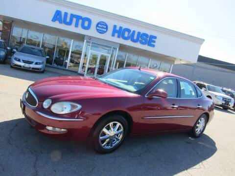 2005 Buick LaCrosse for sale at Auto House Motors in Downers Grove IL